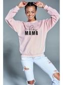 """""""BABY mama"""" – women's mikina"""