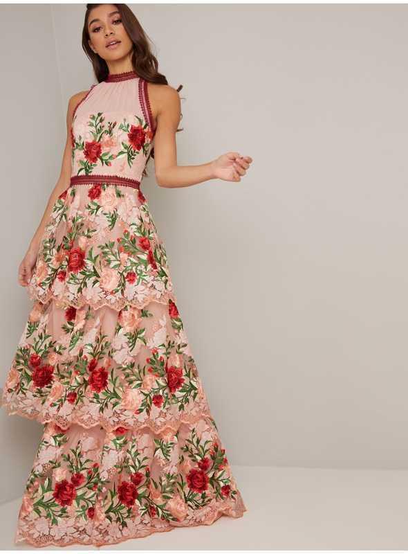 """Maxi šaty """"Garden of love"""""""