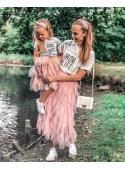 KIDS LIFE – detské tričko, šedé