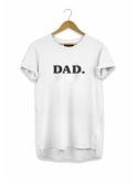 DAD. – men's t-shirt, white