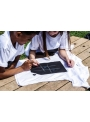 Detské zábavné tričko s kriedovou tabuľou + kriedy