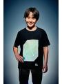 Detské zábavné iluminačné tričko + laser pero