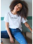 "T-Shirt ""STAYPOSITIVE"""