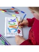 Doodle – interaktivní penál na vybarvování - vybarvuj a uč se