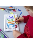 Doodle - interactive pencil for coloring - color and learn
