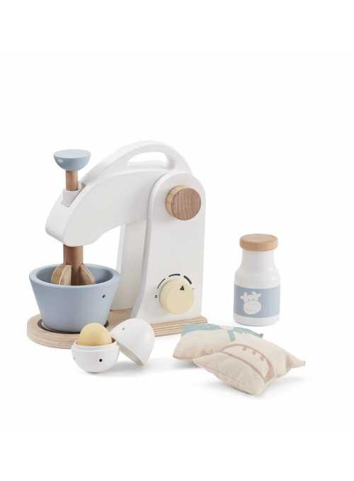 Detský drevený robot do kuchynky, Bistro