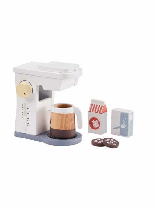 Detský drevený kávovar do kuchynky, Bistro
