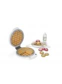 Dětský dřevěný waflovač do kuchyňky, Bistro