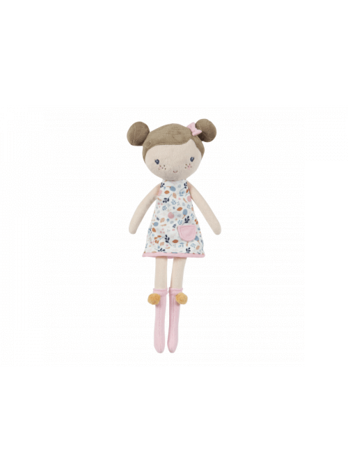 Bábika v škatuľke, dievčatko v.35cm