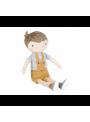 Bábika v škatuľke, chlapček v.35cm