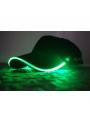 predobjenávka Iluminačná šiltovka o zeleným svetlom