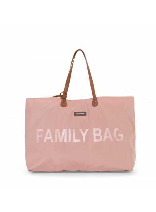 Cestovní taška FAMILY BAG, růžová