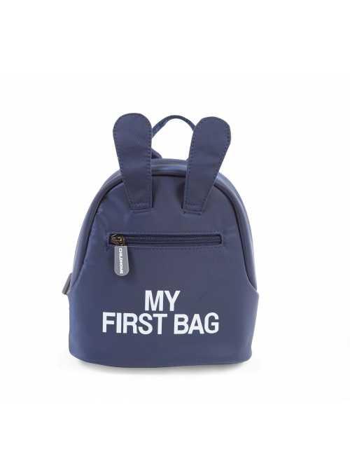 Detský ruksak MY FIRST BAG, námornícka modrá