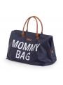 Veľká prebaľovacia taška MOMMY BAG, námornícka modrá