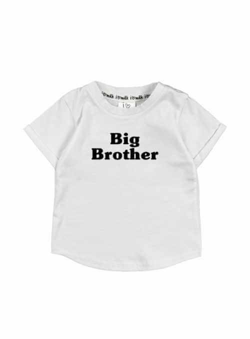 Tričko BIG BROTHER, šedé