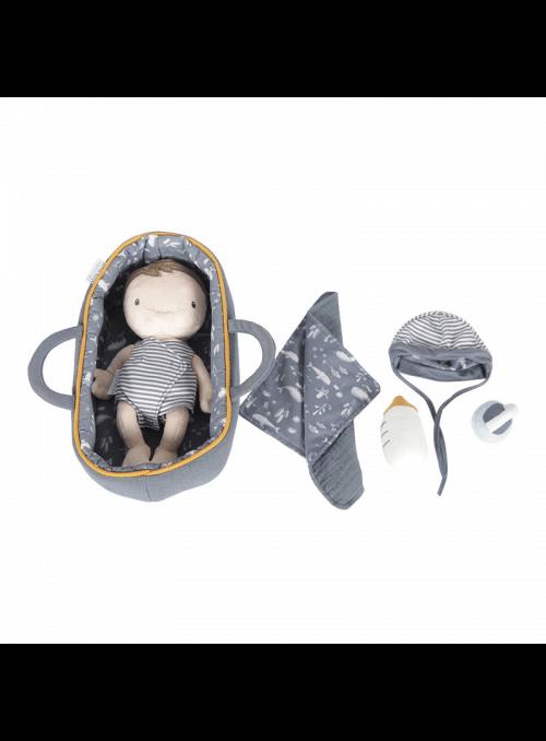 Bábika Baby Jim v krabičke