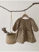 """detské šaty """"Malá parížanka"""""""