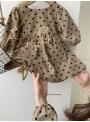 """detské šaty """"Malá parížanka"""" - 2-3 roky"""