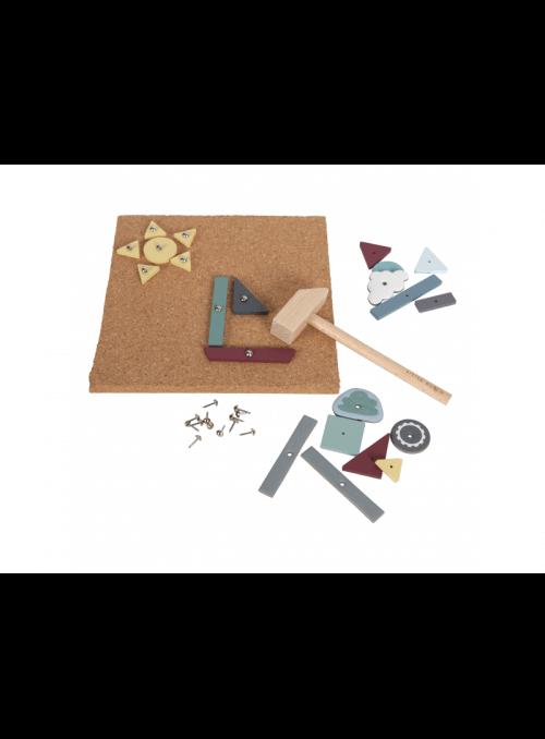 Hračka - kreatívna zatĺkačka