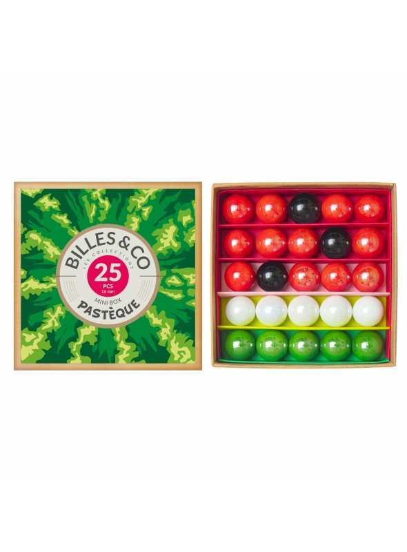 Mini box guľôčok, šťavnatý melón