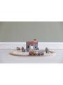 Vlaková stanica - sada k vláčikovej dráhe