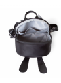 Detský ruksak MY FIRST BAG, čierny