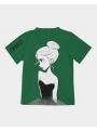 detské DOLLY tričko doodling, zelená