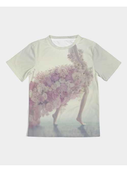 detské DOLLY tričko Kráľovna ruží