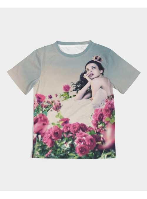 detské DOLLY tričko Šípková ruženka