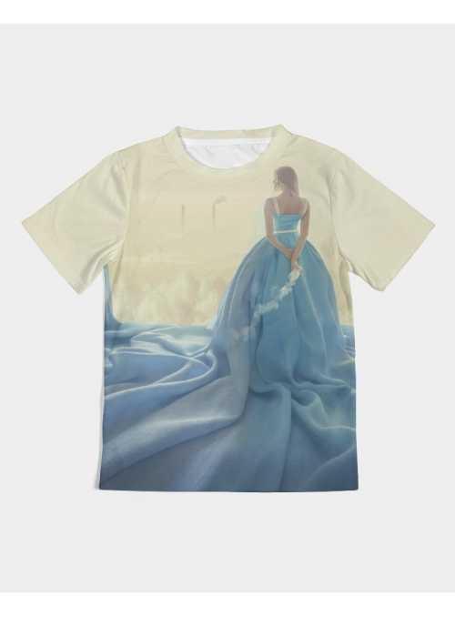 detské DOLLY tričko Kráľovna Zeme
