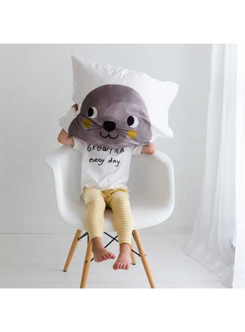 2-pack pillow case, Underwater world, 36x51cm