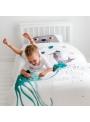 detská prikrývka - Chobotnička, 114x142cm