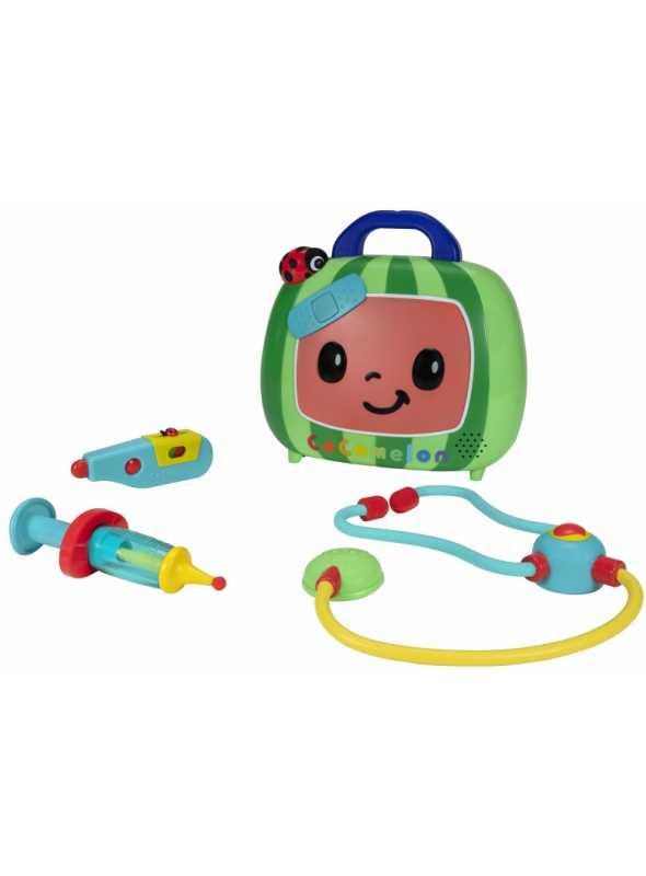 Cocomelon - Doctor Checkup Song - hrací doktorský kufrík