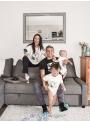 You´re All I Avo Wanted -detské tričko s avokádom, matching rodinné