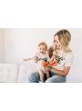 Hey cutie - detské tričko s pomarančom, matching rodinné