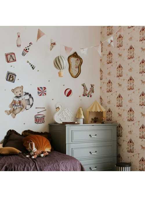 Môj macík, veľký set - nálepky na stenu
