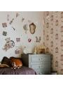My teddy bear, big set - wall stickers