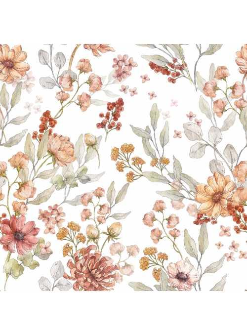 Čaro jesennej záhrady - tapeta na stenu