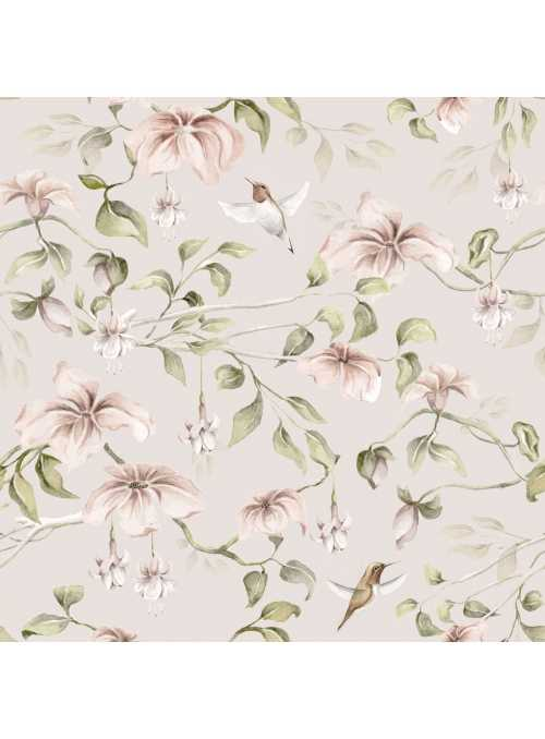 V korunách rajskej záhrady - tapeta na stenu