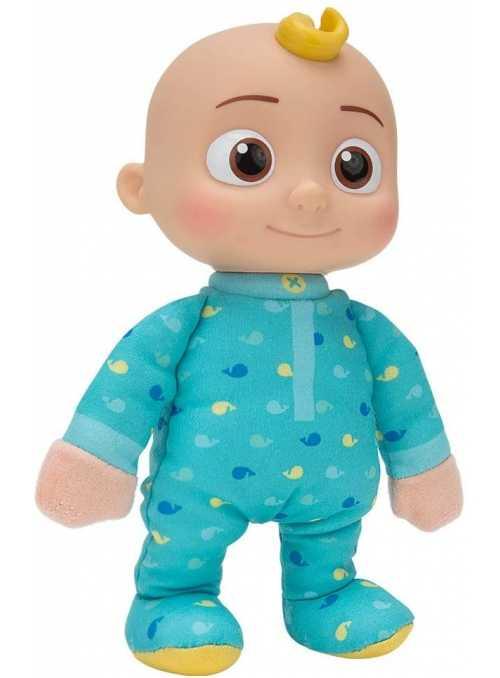 Cocomelon - postavička JJ v pyžamku, certifikovaná detská plyšová hračka