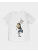 detské DOLLY tričko Alica a jej DOLLY, DOLLY v krajine zázrakov