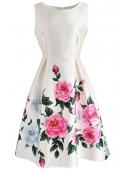 """Trendy šaty ,,Retro ružičky"""""""