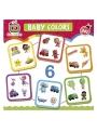 Cocomelon - učení barev, 6 puzzle