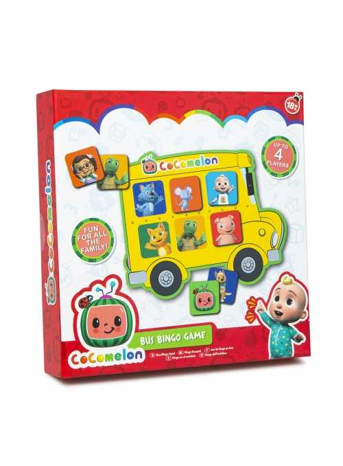 Cocomelon - Bingo school bus