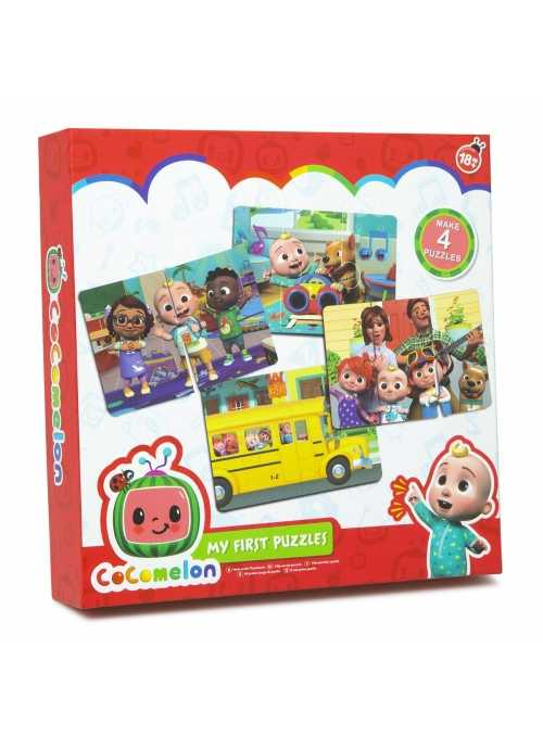 Cocomelon - my first puzzle