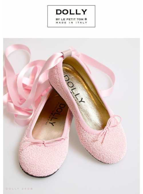 DOLLY by Le Petit Tom ® CLASSIC BALLERINA'S PINK 'Sweets' 26GB