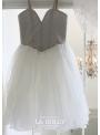 "LA DOLLY silk ""ANCIENT dress "" - long"