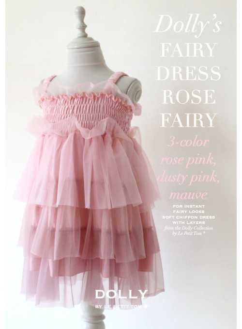 ROZPRÁVKOVÉ ŠATY 3-farebné šifónové šaty ružickovo-ružové + dymovo ružové + maueve