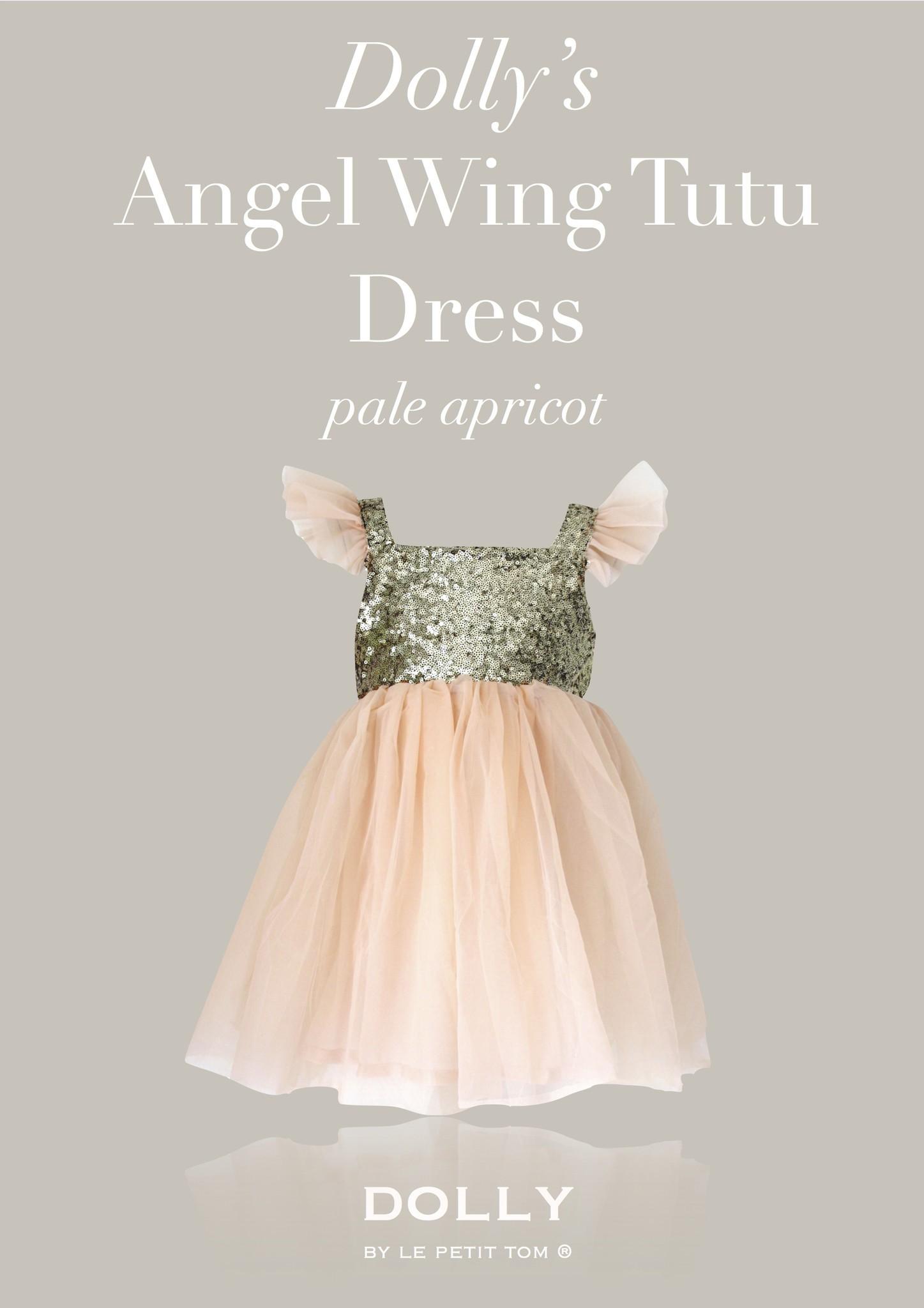 DOLLY šaty Anjelske krídla bb14f9bb517
