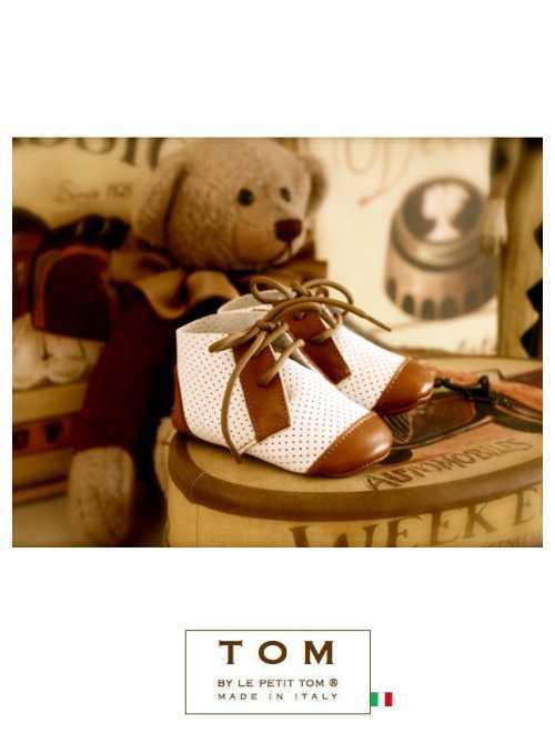 TOM by Le Petit Tom ® RETRO BASEBALL topánky